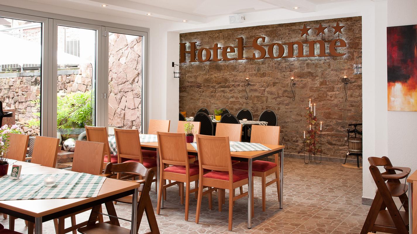 restaurant hotel sonne karlsruhe stupferich restaurant und