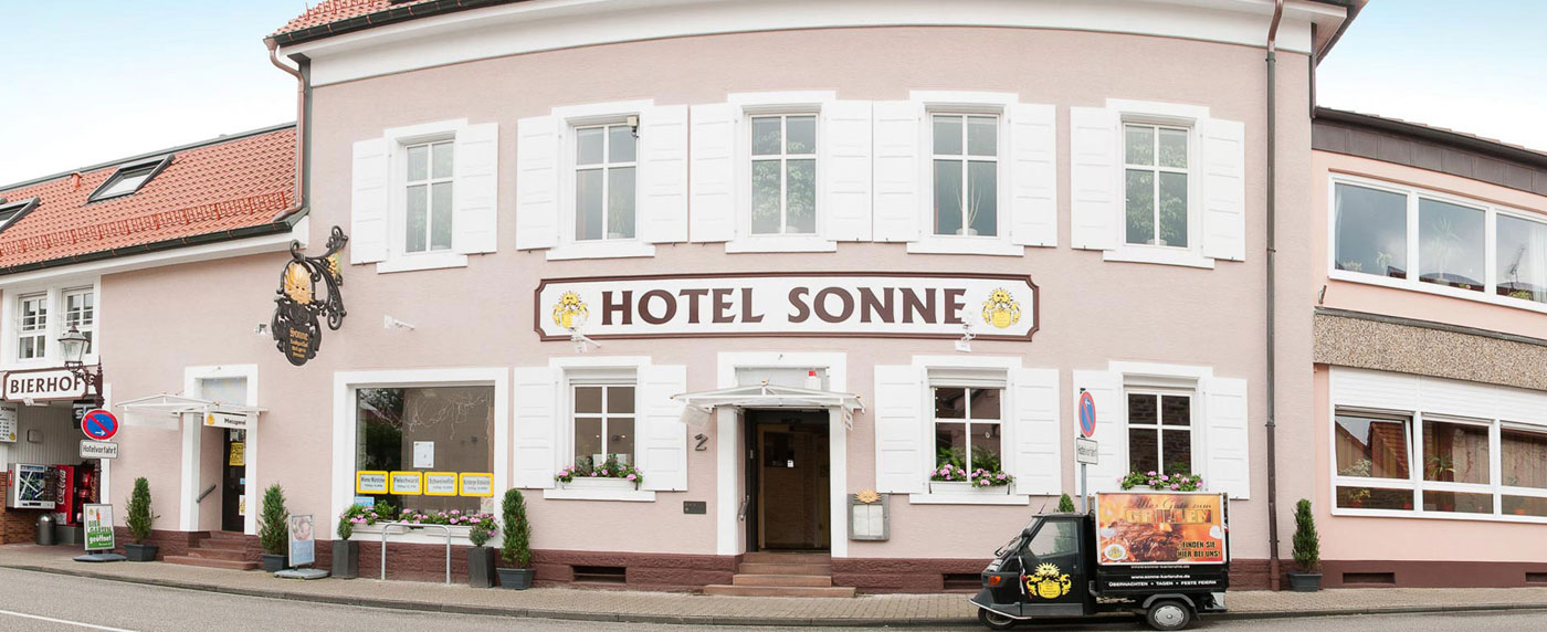 The Hotel Sonne***